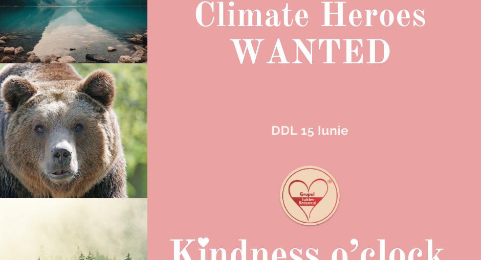 WWF cauta Climate Heroes!