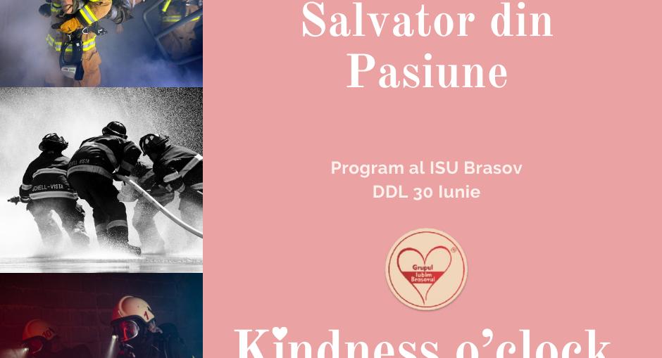 Alege sa fii voluntar alaturi de ISU Brasov!